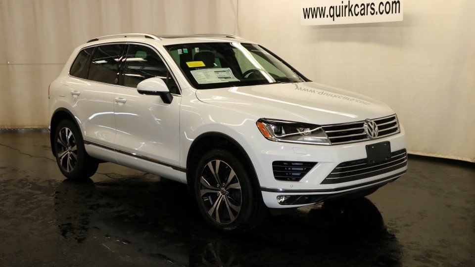 new 2017 volkswagen touareg wolfsburg edition sport. Black Bedroom Furniture Sets. Home Design Ideas