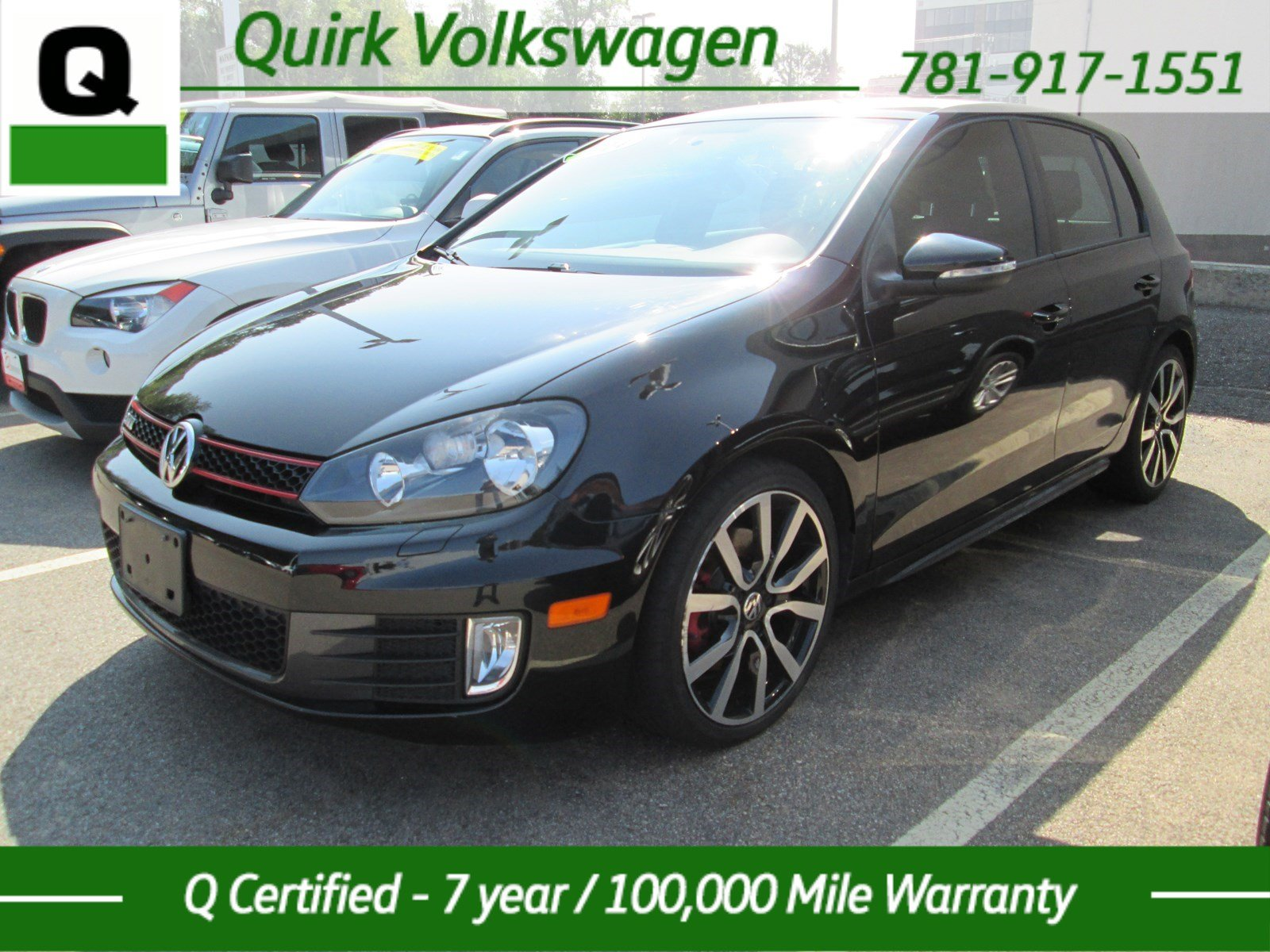 certified pre owned 2014 volkswagen gti driver 39 s edition hatchback in braintree v34474a quirk. Black Bedroom Furniture Sets. Home Design Ideas